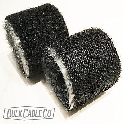 """VELCRO® BRAND HOOK /& LOOP PEDAL BOARD TAPE 12 FT OF 2/"""" PEDALBOARD FASTENER"""