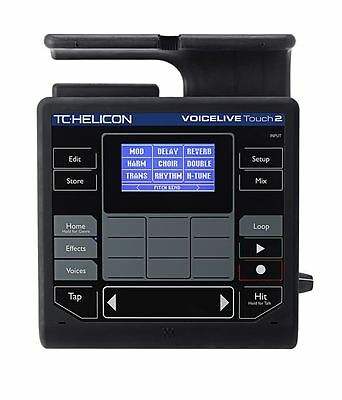 TC Helicon VoiceLive Touch 2 Vocal Effects Looper Processor Touch2 Live2