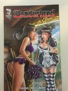 Grimm-Fairy-Tales-presents-Wonderland-3A-FN-Zenescope-save-on-shipping-det