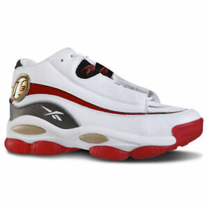dd12397dcae Reebok Classic The Answer 1 DMX Allen Iverson OG White Red Retro ...