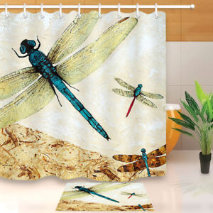 Waterproof Fabric Lot of Dollars Bathroom Mat Sets Shower Curtain Liner Hooks
