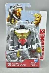 "Transformers Authentics Grimlock 4"" Hasbro MOSC"