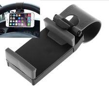 Universalhalterung KFZ Auto Lenkrad Smartphone Navi Halterung  Handyhalterung