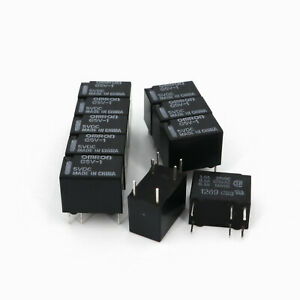 g5v1 5vdc g5v1-5 OMRON Relais 1xu SPDT 5vdc 1 A 167r New #bp 2 pc