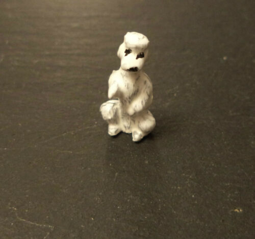 spare parts 511 Sitting Poodle   Metal Casting Corgi Mary Chipperfield No
