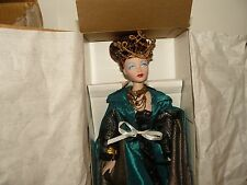 Gene Doll In The Ens From Fairy Tale Fantasy Series #5 Emerald Cty Pompous Queen