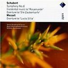 Schubert: Symphony No. 8 'Unfinished'; Incidental Music to Rosamunde; Etc. (2003)