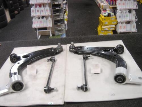 FORD Fiesta ST150 2 avant bras inférieur clavicule Rotule 2 anti roll bar liens