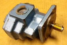 Blackmer Mouvex Hydraulic Pump Unit 14mm Shaft Pg24 1998 Motor Drive 34 Pipe