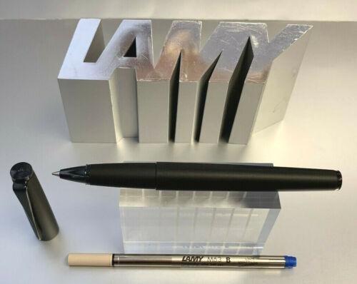 Lamy Studio LX All black 366 Tintenroller Rollerball Sonderedition NEU !