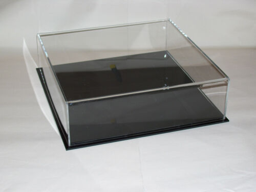 clear acrylic lego display case for 32 x 32 stud boards 10 inch