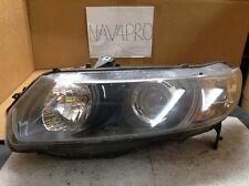 2006 2007 2008 2009 2010 Honda Civic Coupe Left Xenon Hid Head Light Lamp #A46