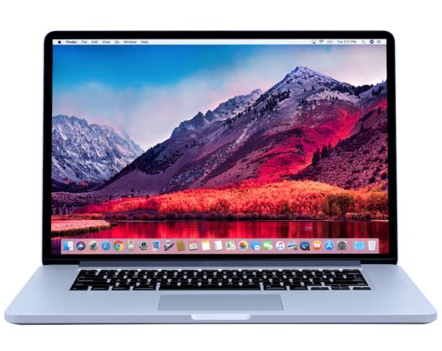 MacBook Pro 15 Retina | Certified Refurbished | Core i7 2.6GHz | 16GB RAM | SSD