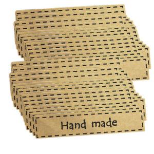 Hand-Made-Thanks-Kraft-Paper-Bag-Gift-Case-Seal-Sticker-Label-Envelope-Decor-Hot