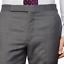 thumbnail 9 - Ralph-Lauren-Purple-Label-Mens-Anthony-Grey-Sharkskin-Modern-Wool-Slim-Suit-38L