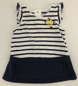 4d536f9c281e Baby Gap Infant Girls 0-3 Months Striped Knit Dress