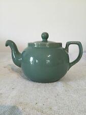 Denby Manor Green 1 3/4 Pint Teapot
