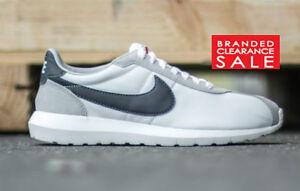 ed3b38274e6c BNIB New Nike Roshe LD-1000 Pure Platinum   Obsidian size 8 9uk