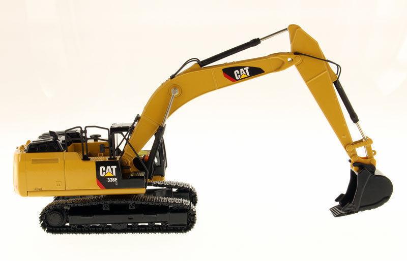 Caterpillar 1  50 Diecast 336E H Hybrid Hydraulic Excavator voiture Collection 85279  remise