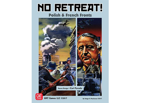 No Retreat 3: Polish and French Fronts - Brand New & Sealed
