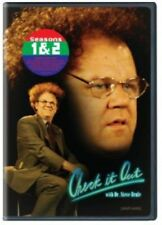 Check it Out With Dr. Steve Brule: Seasons 1  2 (DVD, 2012)