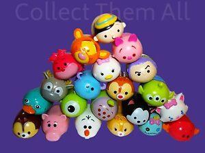 Squishy Inc Pim : TSUM TSUMS - Series 1 Squishy Figures - DISNEY - Choose figures - inc. CHRISTMAS eBay
