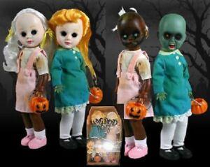 Charmant Living Dead Dolls-miel Et La Pruche-double Cercueil Exclusive-scellé-afficher Le Titre D'origine