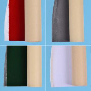 Samt-Velour-Filz-Stoff-Selbstklebendes-Beflockt-Klebeflaeche-Handarbeit-Farbig-1x