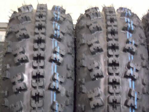 20X10-9 21X7-10 4 TIRES 2004-2014 YAMAHA YFZ 450X QUADKING SPORT ATV TIRES