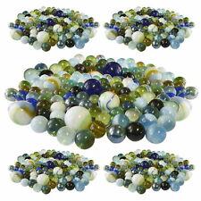 Spielzeug Murmelspiel mit 81 Murmeln Spiel Murmelset Glasmurmelspiel Murmel