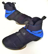 594b75008a1c item 1 Nike Men Lebron Soldier 10 SFG Sneakers Black Royal Blue Sz 9 Shoes  844378-004 -Nike Men Lebron Soldier 10 SFG Sneakers Black Royal Blue Sz 9  Shoes ...
