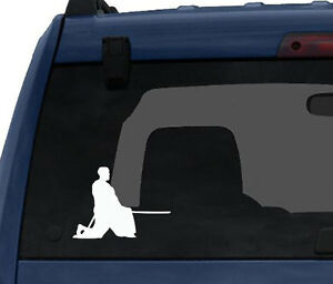 Ninja-Samurai-3-Assassin-Katana-Duel-Sneak-Swing-Car-Tablet-Vinyl-Decal