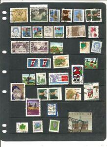 BEEST TOP NEEWS: petit lot de timbres CANADA .2scans +++++++++