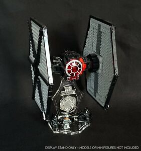 Display-stand-3D-slots-for-Lego-75101-Tie-Fighter-Star-Wars