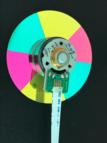 NEW DLP Projector Color Wheel FOR MITSUBISHI WD-60738//WD-65738//WD-73738//82738