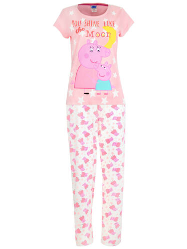 Peppa Pig Pyjamasfemme Peppa Pig PyjamaPeppa Pig Maman Cochon femme Pjs