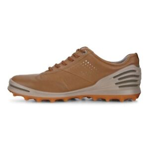 02070c614146d New Ecco Mens Golf Cage Pro Spikeless Golf shoes