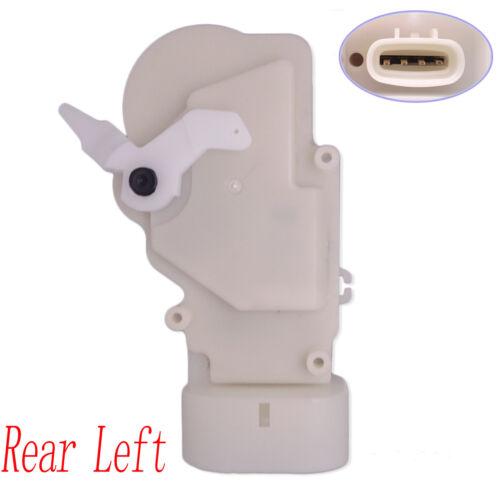 Power Door Lock Actuator Rear Left RL Passenger Side For 01 02 03 Toyota Prius