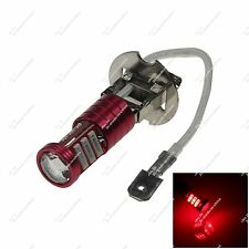 1X Red H3 11 SMD 7020 LED Fog Light Tail Lamp Backup Reverse Bulbs Car New 20381