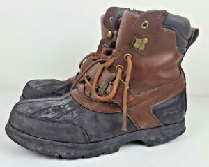 Ralph Lauren Polo Waterproof Boots 2591