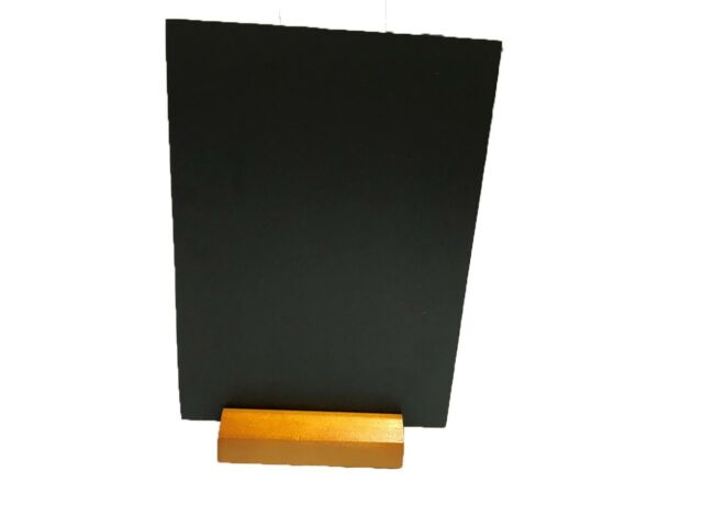 A4 A5 Table Top Chalk Sign Café Menu Specials Shop Notice Display Chalkboard