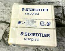 5 Pack Staedtler Rasoplast Combination Eraser For Inklead New Free Shipping