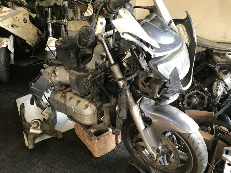 BMW K1200RS STRIPPING FOR SPARES