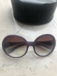 f65aec7fc2 ... canada image is loading prada gradient purple frame sunglasses 3514c  e229b