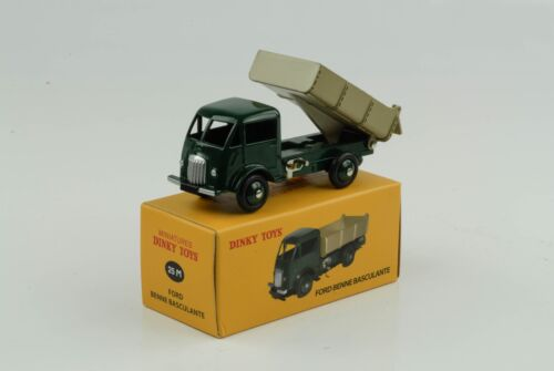 Ford Kipper LKW Benne Basculante grün 25 M 1:43 Dinky Toys Atlas