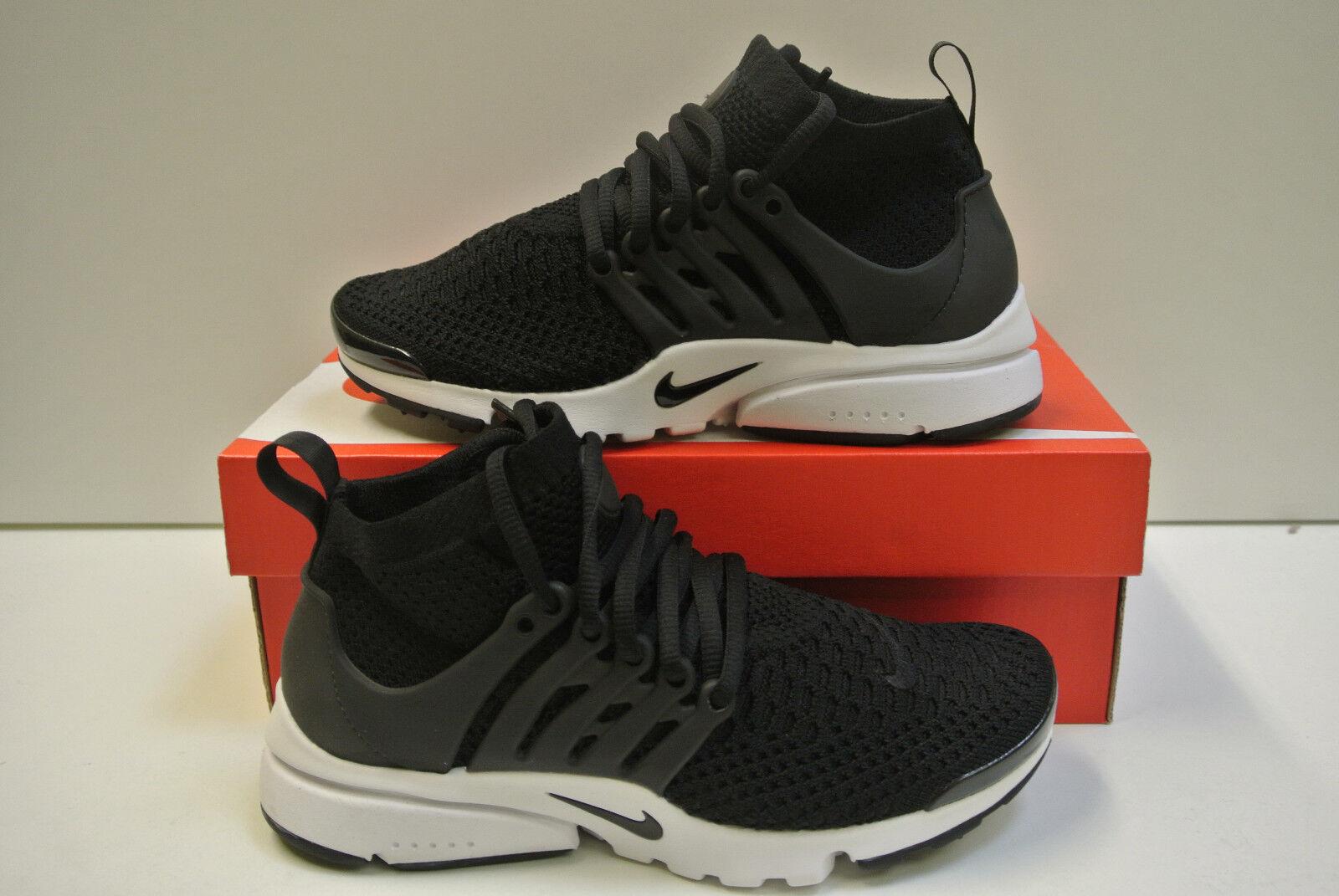 Recortes de precios estacionales, beneficios de descuento Wmns Nike Air presto flaynit ultra talla elegibles nuevo & OVP 835738 001