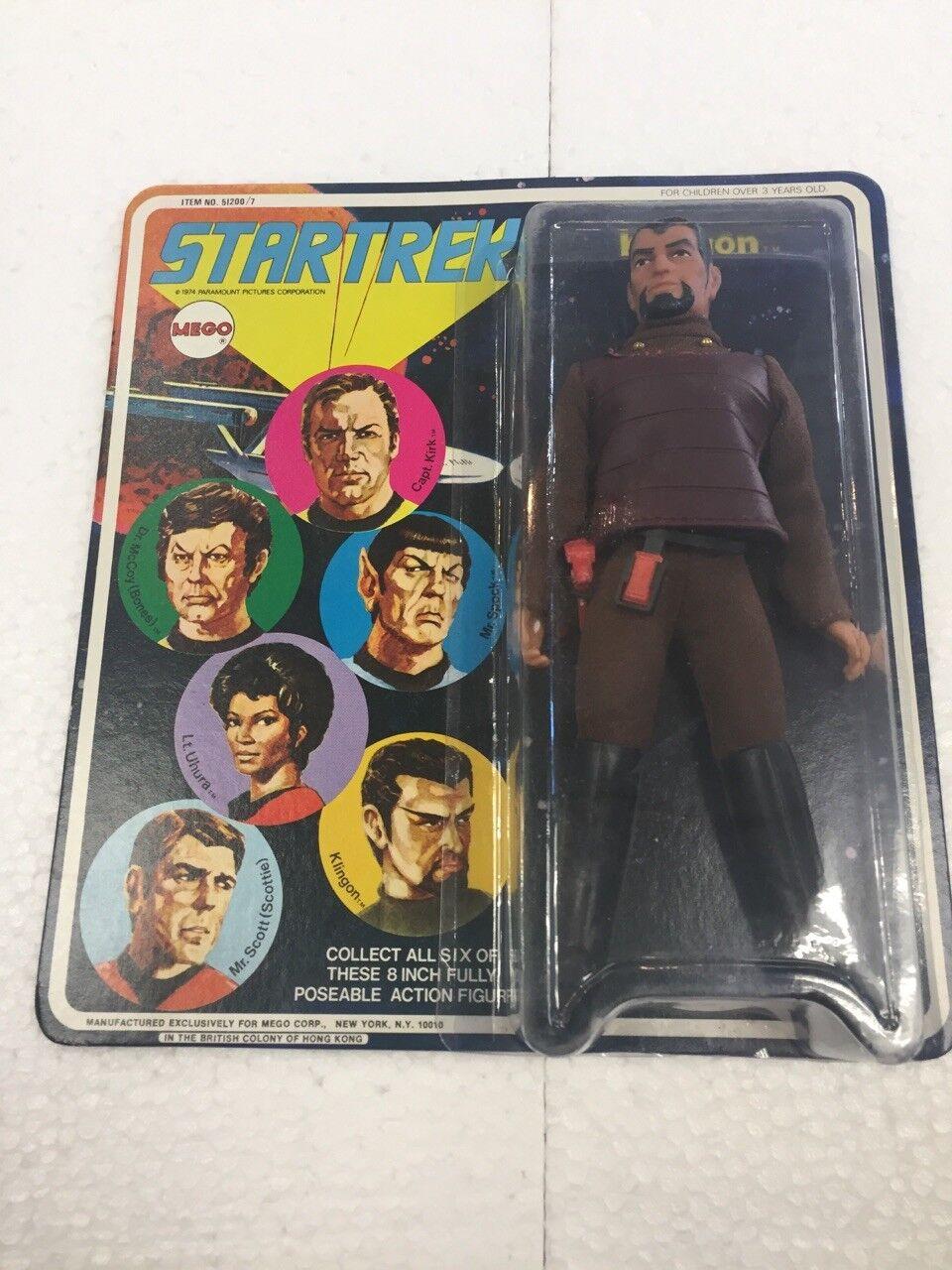 comprar ahora Estrella Trek Trek Trek Klingon 1974 Mego  60% de descuento