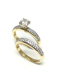 Ensemble-bague-alliance-en-or-18-carats-750-1000-diamants-de-synthese