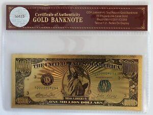 1-Million-Dollar-Bill-24K-Gold-3D-Overlay-Banknote-With-COA