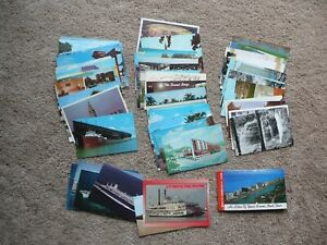 Chrome-Post-Cards-Lot-of-70